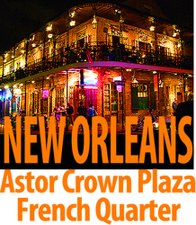 Best New Orleans Hotels for Meetings